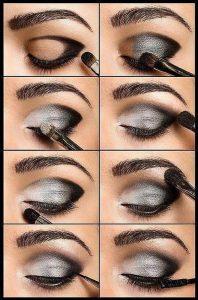 آموزش زدن سایه چشم به چند روش