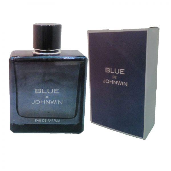 ادو پرفیوم جانوین Johnwin Blue DE Johnwin