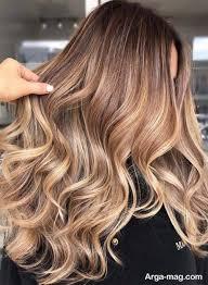 تاثیر رنگ قهوه ای در جذابیت رنگ مو