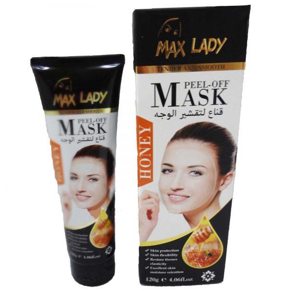 ماسک-صورت-عسل-مکس-لیدی