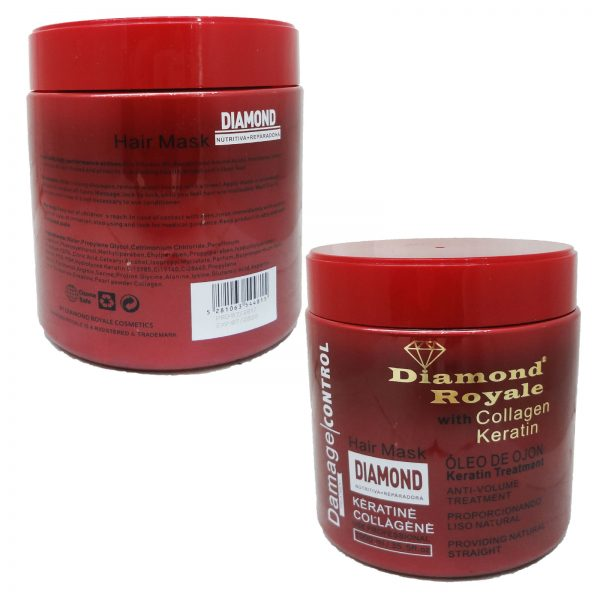 ماسک مو کراتین کلاژن دیاموند Diamond