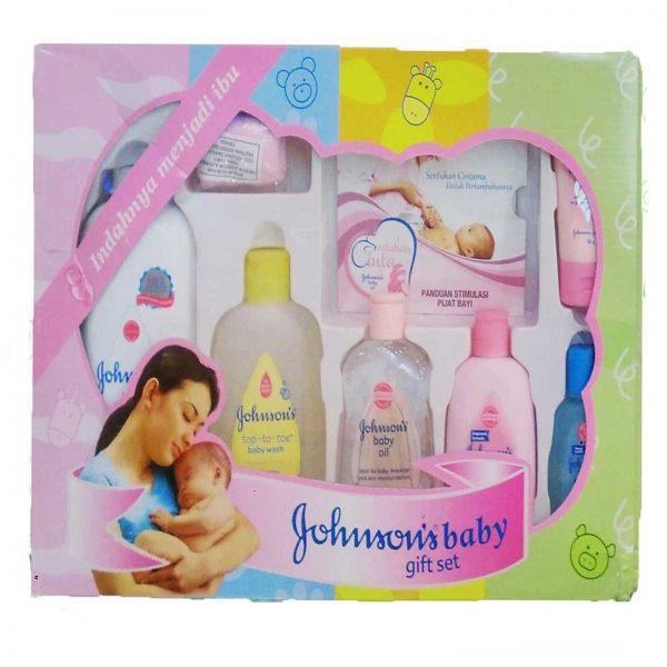 پک هدیه بچه جانسون Jonhson