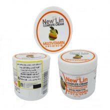 کرم مرطوب کننده ویتامینه New Lin