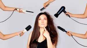 چالش نه به حرارت برای مو ها